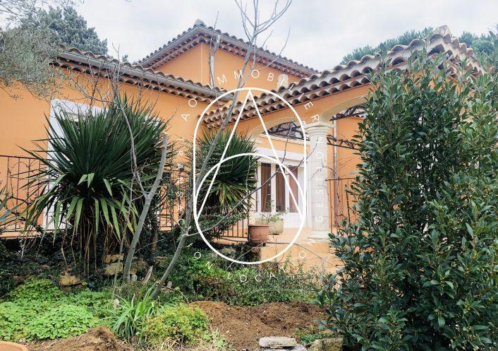 A vendre Maison individuelle Bagnols Sur Ceze | R�f 34579997 - Ao immobilier