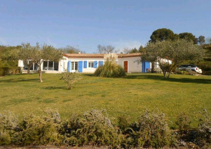 A vendre Castelnau De Guers 3458140251 Inter-med-immo34
