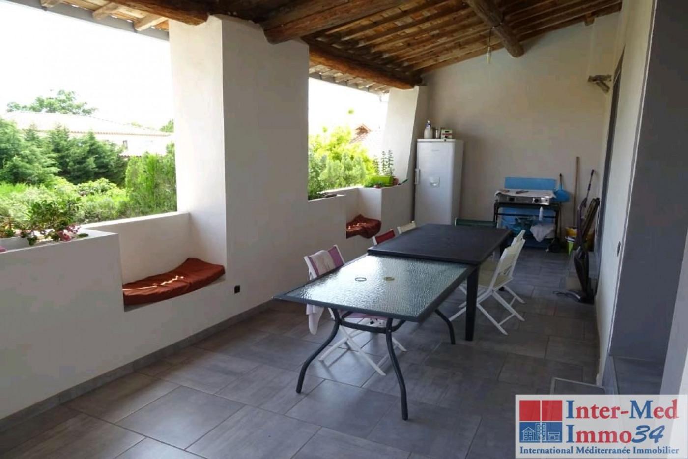 A vendre  Florensac   Réf 3458140298 - Inter-med-immo34