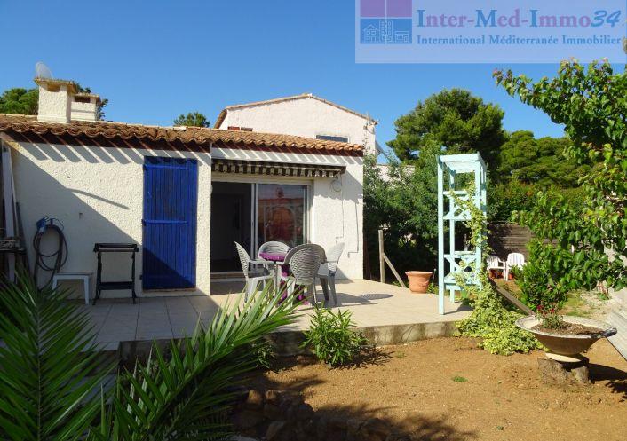 A vendre Le Cap D'agde 3458142837 Inter-med-immo34