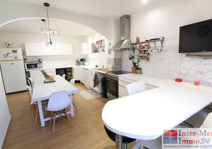 A vendre Maison Villeneuve Les Beziers   Réf 3458143053 - Inter-med-immo34