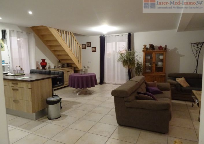 A vendre Saint Thibery 3458143094 Inter-med-immo34