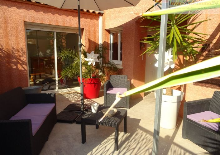 A vendre Marseillan 3458143197 Inter-med-immo34