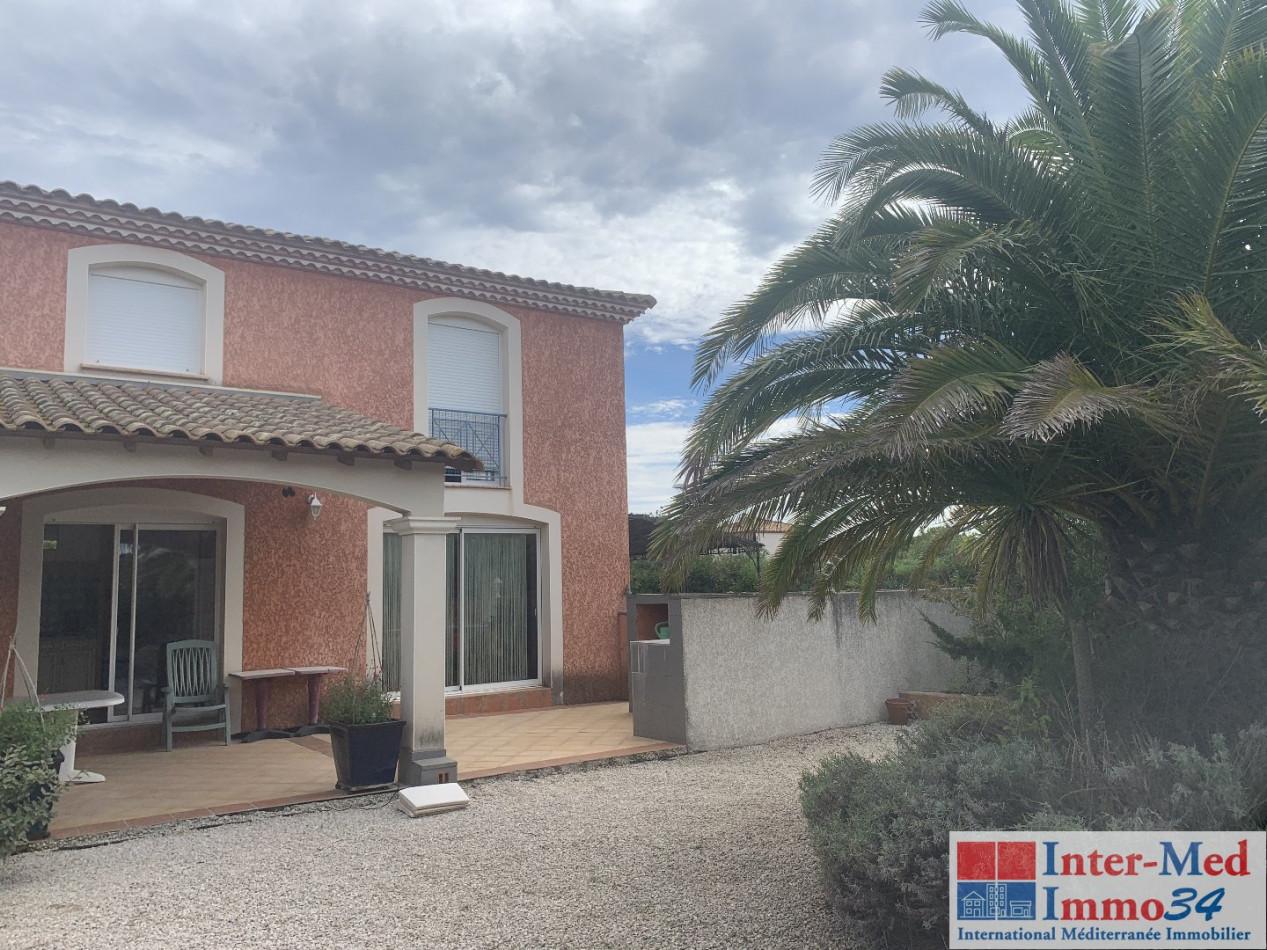 A vendre  Marseillan   Réf 3458143484 - Inter-med-immo34