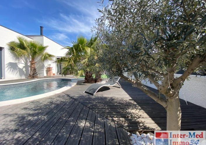 A vendre Villa Le Grau D'agde | R�f 3458143492 - Inter-med-immo34