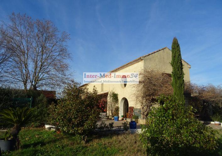 A vendre Marseillan 3458143628 Inter-med-immo34