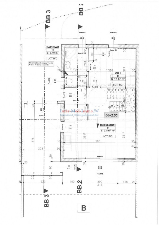 A vendre Le Grau D'agde 3458143629 Inter-med-immo34