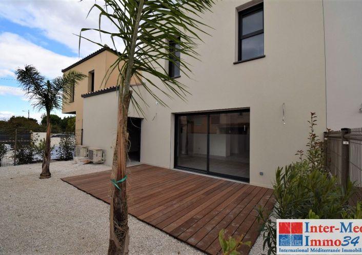 A vendre Villa Le Grau D'agde | Réf 3458143629 - Inter-med-immo34