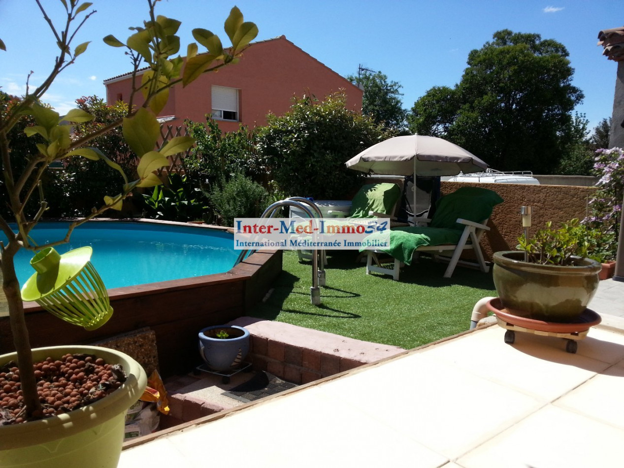 A vendre Beziers 3458143650 Inter-med-immo34