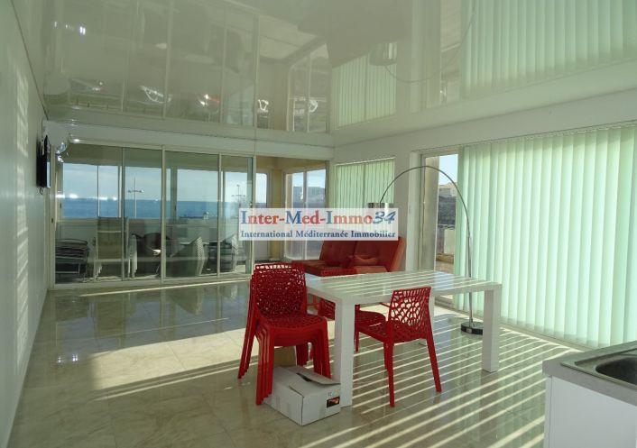 A vendre Le Cap D'agde 3458143667 Inter-med-immo34 - prestige