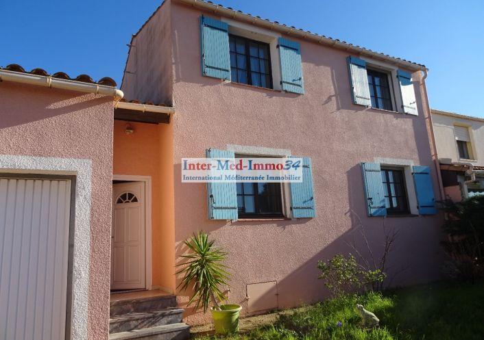 A vendre Villa Agde | Réf 3458143680 - Inter-med-immo34