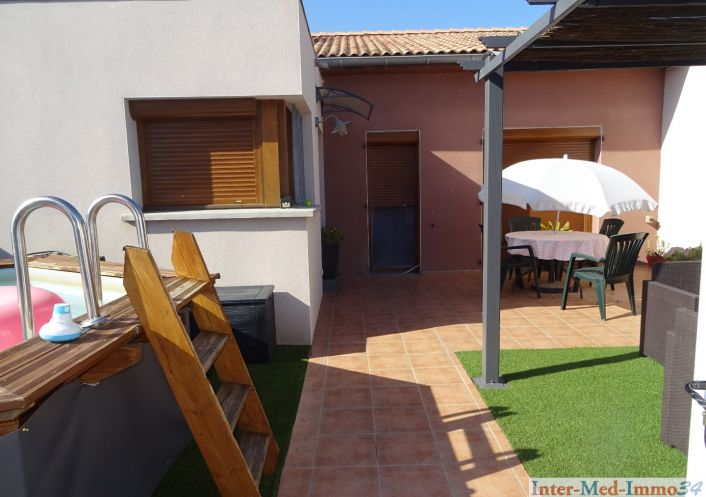 A vendre Saint Thibery 3458143858 Inter-med-immo34