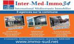 A vendre Le Cap D'agde 3458143861 Inter-med-immo34