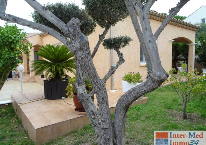 A vendre Villa Portiragnes | Réf 3458143949 - Inter-med-immo34