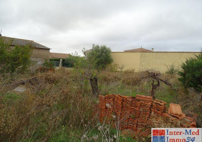 A vendre Terrain constructible Bessan | Réf 3458143977 - Inter-med-immo34