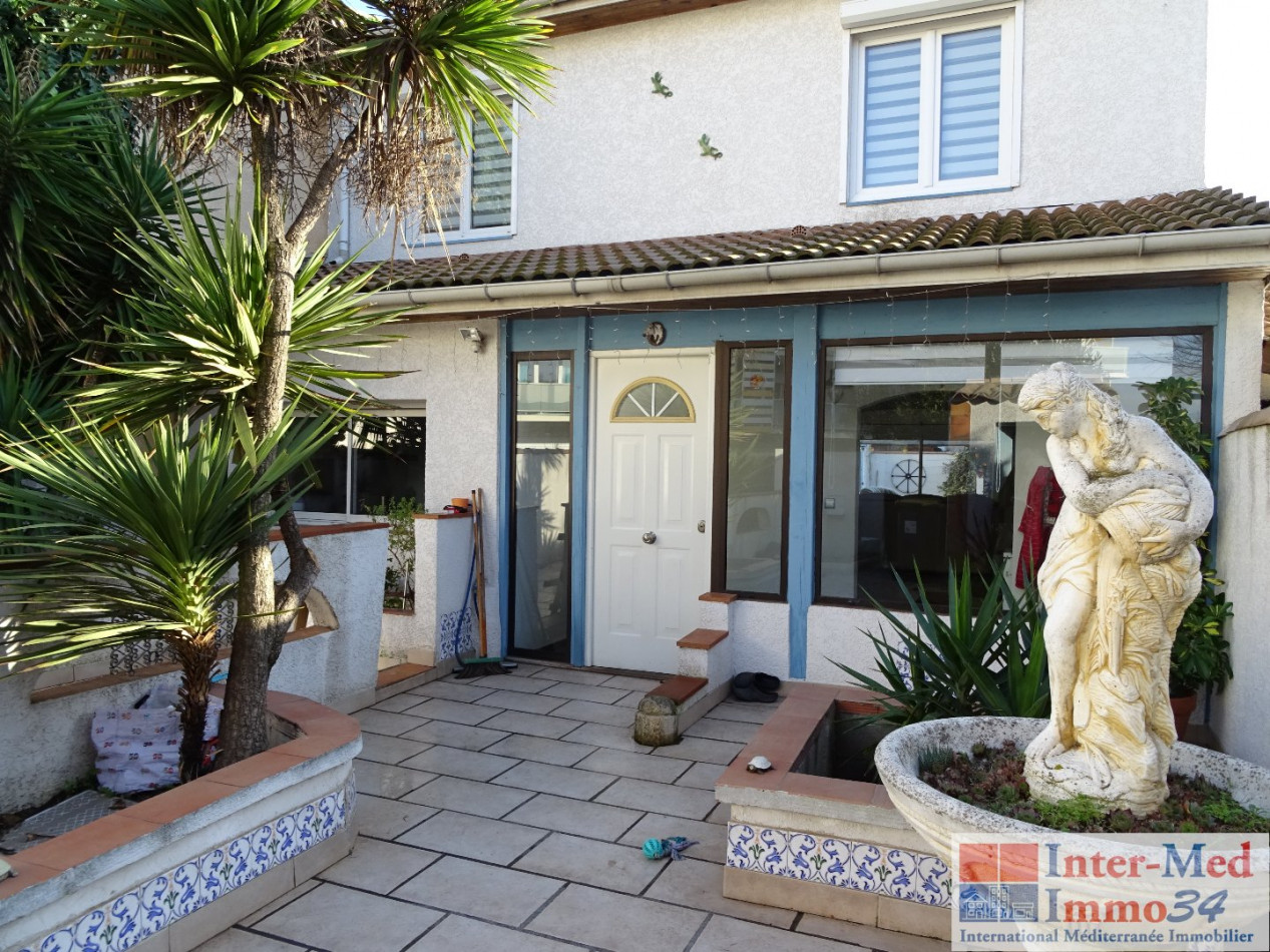A vendre  Agde | Réf 3458144007 - Inter-med-immo34