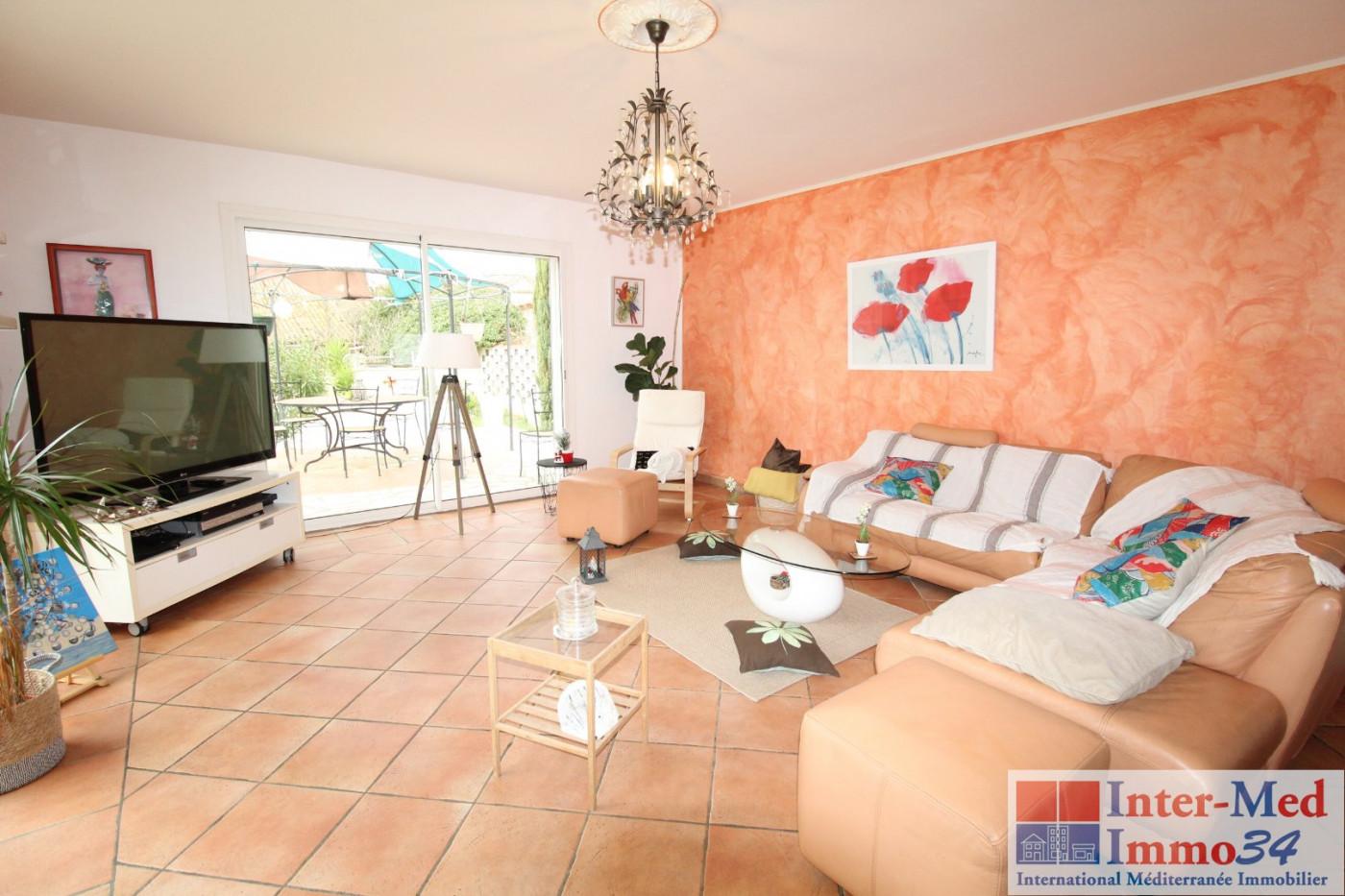 A vendre  Murviel Les Beziers   Réf 3458144076 - Inter-med-immo34