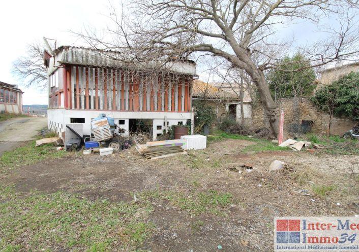 A vendre Bâtiment Murviel Les Beziers | Réf 3458144077 - Inter-med-immo34
