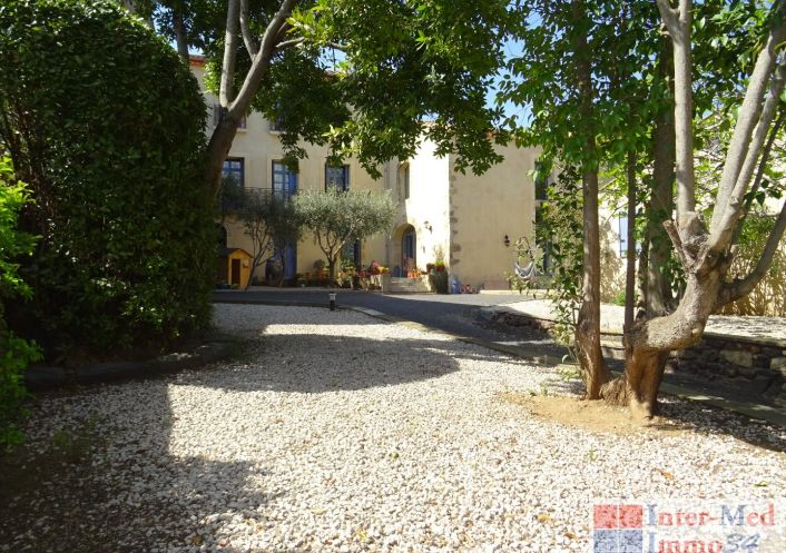 A vendre Maison de caract�re Bessan | R�f 3458144136 - Inter-med-immo34