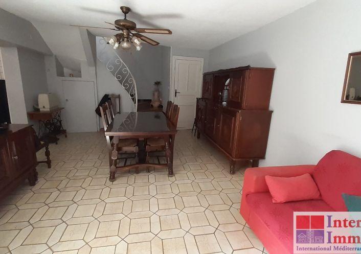 A vendre Maison de village Vias   Réf 3458144164 - Inter-med-immo34