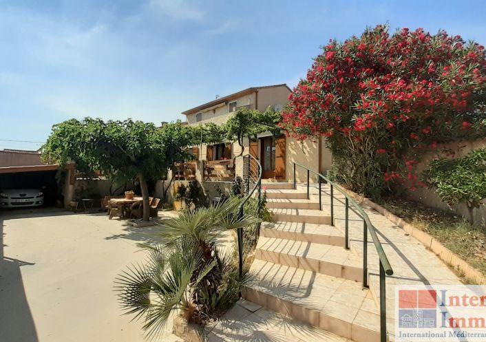 A vendre Villa Vias   R�f 3458144244 - Inter-med-immo34