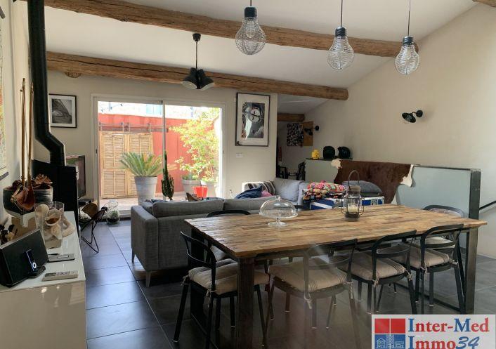 A vendre Maison Bessan | Réf 3458144283 - Inter-med-immo34