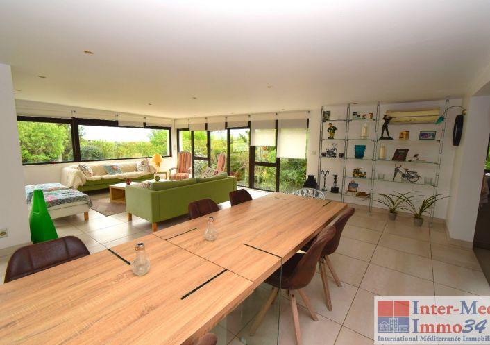 A vendre Villa d'architecte Le Grau D'agde   R�f 3458244219 - Inter-med-immo34 - prestige