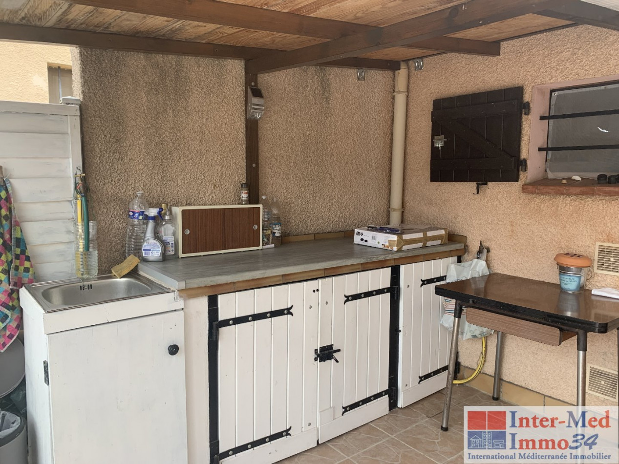 A vendre  Le Grau D'agde | Réf 3458344235 - Inter-med-immo34