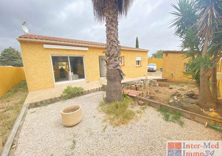 A vendre Villa Le Grau D'agde | Réf 3458344316 - Inter-med-immo34
