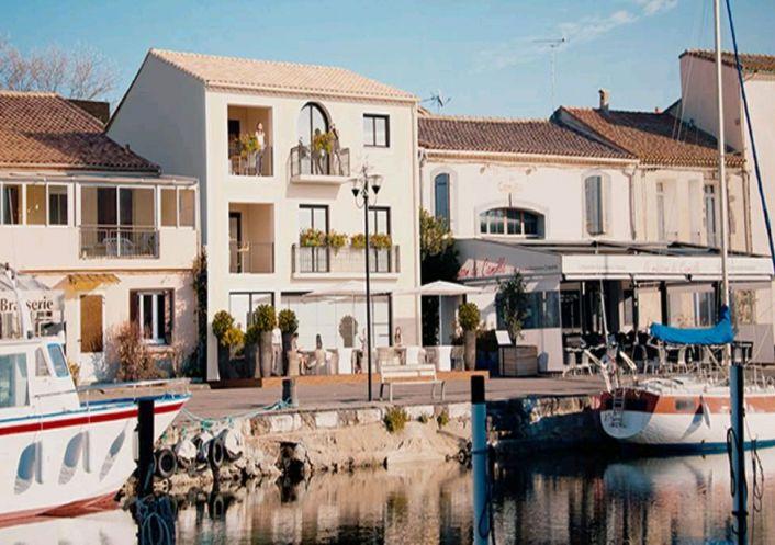 A vendre Marseillan 3458134129 Inter-med-immo34