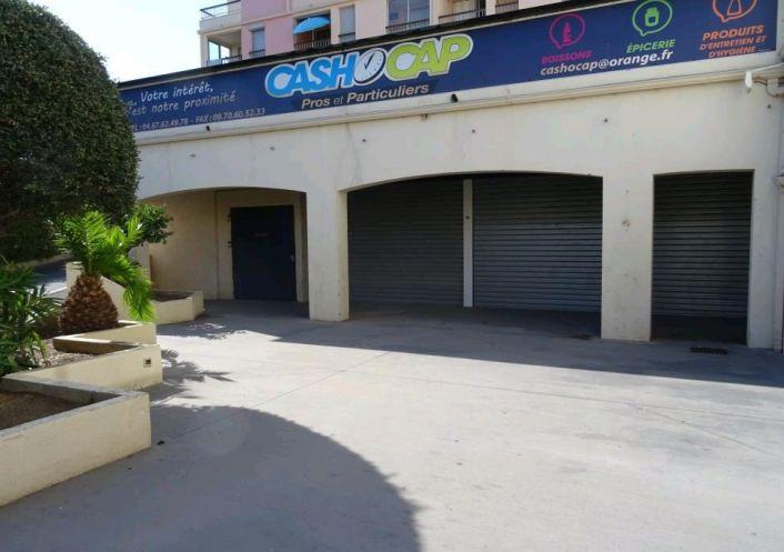 A vendre Local commercial Le Cap D'agde | Réf 3458230412 - Inter-med-immo34