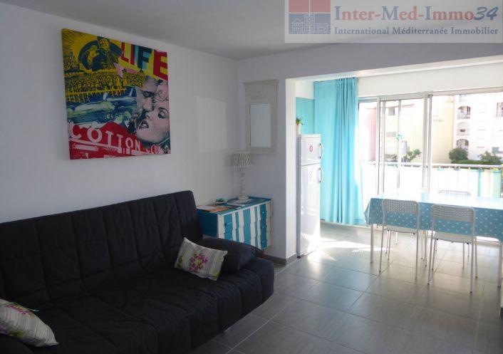 A vendre Le Cap D'agde 3458237 Inter-med-immo34
