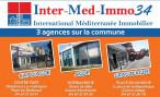 A vendre Le Cap D'agde 3458242885 Inter-med-immo34