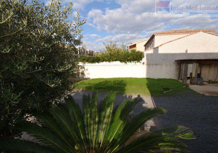 A vendre Terrain constructible Agde | Réf 3458243078 - Inter-med-immo34