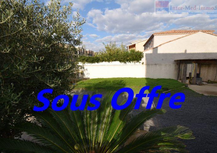 A vendre Terrain constructible Agde   Réf 3458243078 - Inter-med-immo34