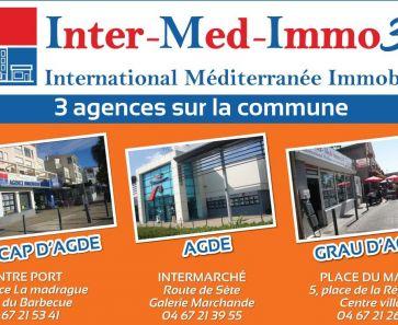 A vendre Agde  3458243078 Inter-med-immo34