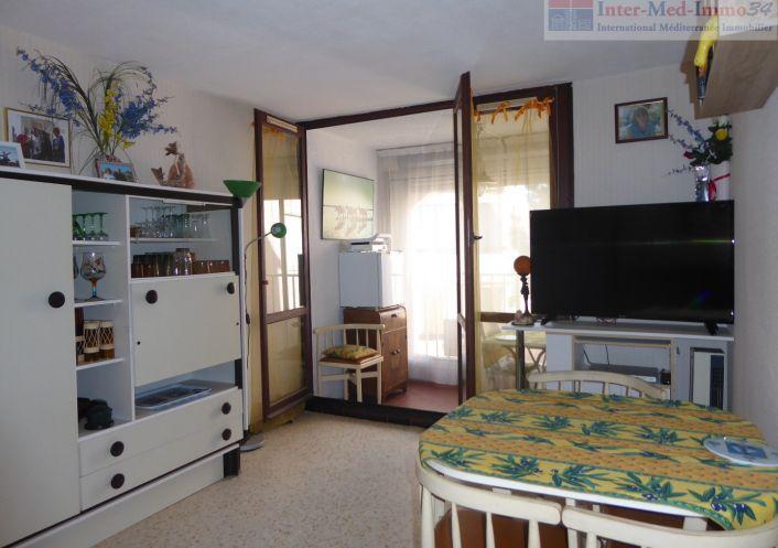 A vendre Appartement Le Cap D'agde   Réf 3458243136 - Inter-med-immo34