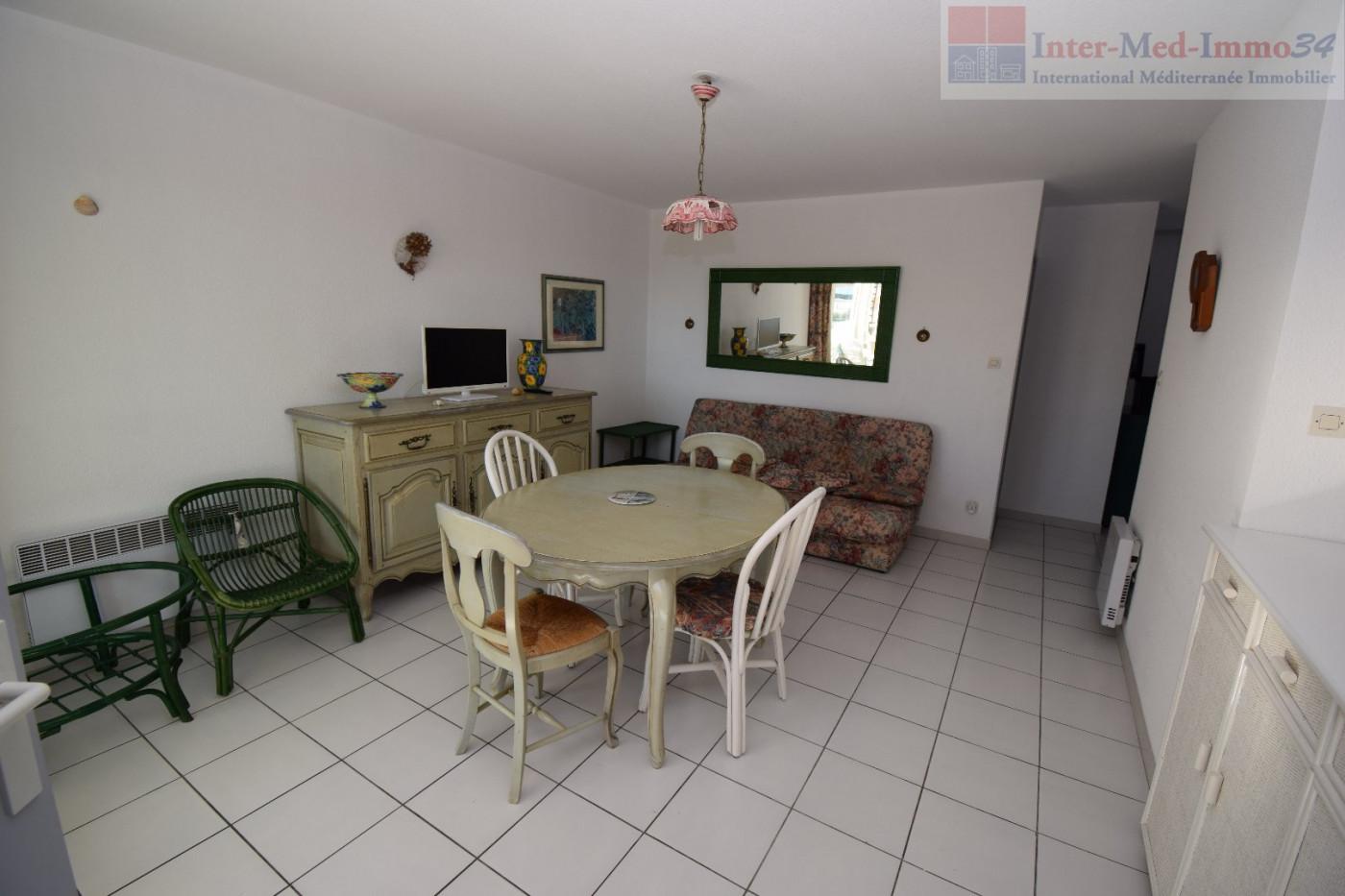 A vendre Le Cap D'agde 3458243165 Inter-med-immo34