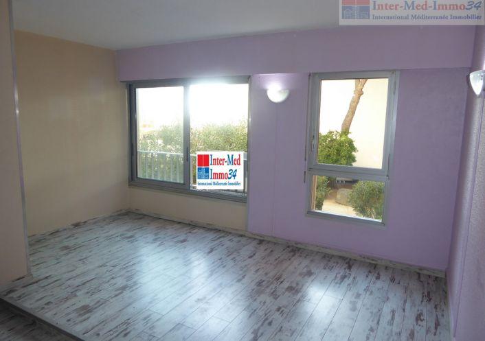 A vendre Appartement Le Cap D'agde   Réf 3458243207 - Inter-med-immo34