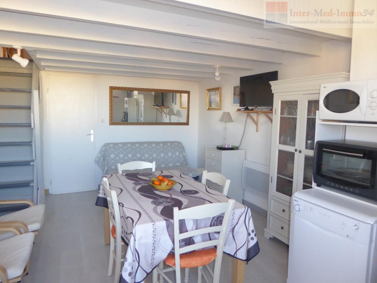 A vendre Le Cap D'agde 3458243218 Inter-med-immo34