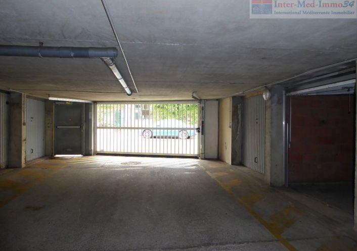 A vendre Garage Le Cap D'agde | Réf 3458243432 - Inter-med-immo34