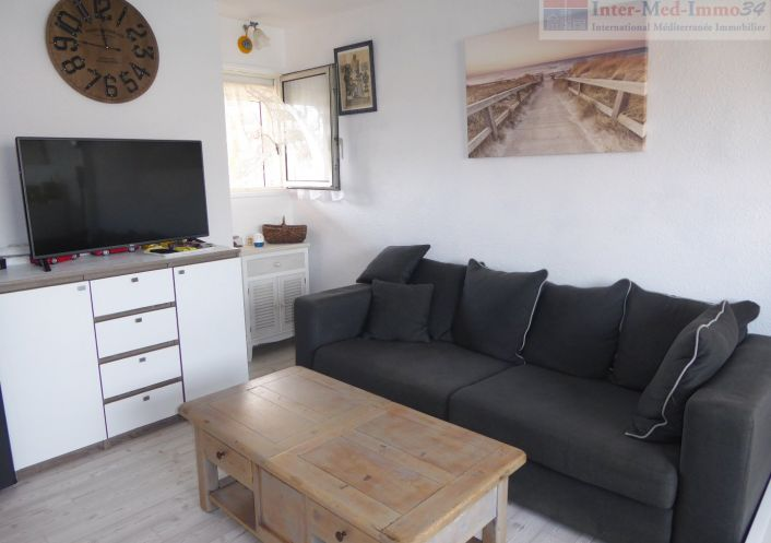 A vendre Appartement Le Cap D'agde | Réf 3458243470 - Inter-med-immo34