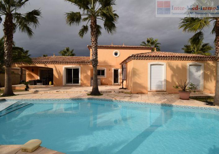 A vendre Marseillan 3458243568 Inter-med-immo34