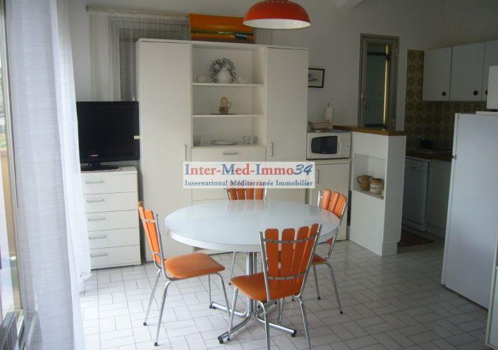 A vendre Le Cap D'agde 3458243624 Inter-med-immo34