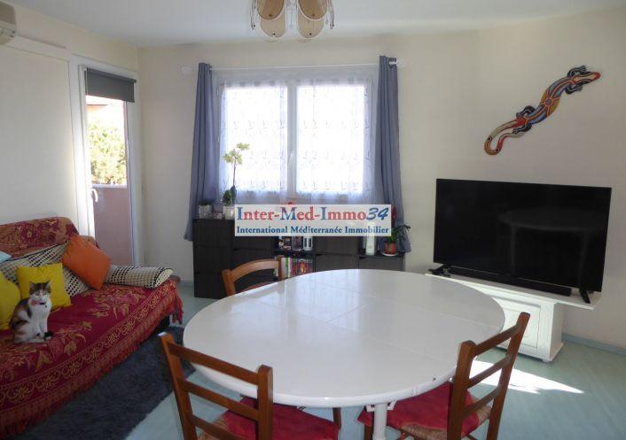 A vendre Appartement Le Cap D'agde   Réf 3458243626 - Inter-med-immo34