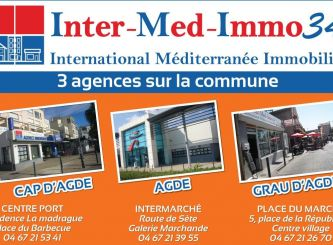 A vendre Agde 3458243643 Portail immo