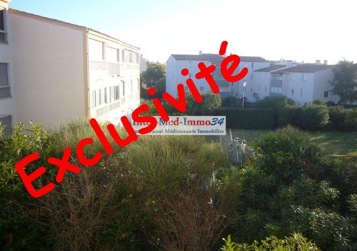 A vendre Appartement Le Cap D'agde | Réf 3458243666 - Inter-med-immo34