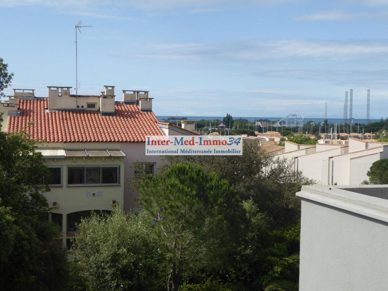 A vendre Le Cap D'agde 3458243714 Inter-med-immo34