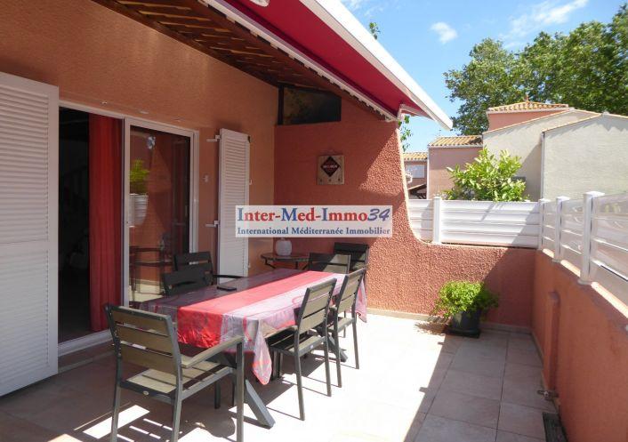 A vendre Le Cap D'agde 3458243723 Inter-med-immo34