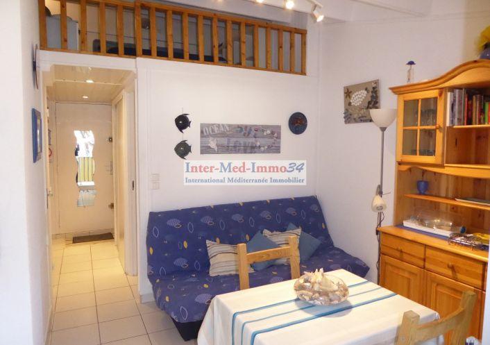 A vendre Le Cap D'agde 3458243738 Inter-med-immo34